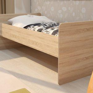Детская кровать КДВ «Умка»